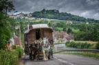 La route entre Sancerre et Pouilly sur Loire
