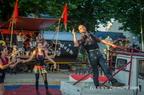 Spectacle à Saumur du 16-07-2017